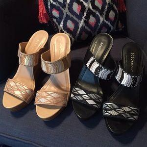BCBG Platform Women Size 10 Shoes